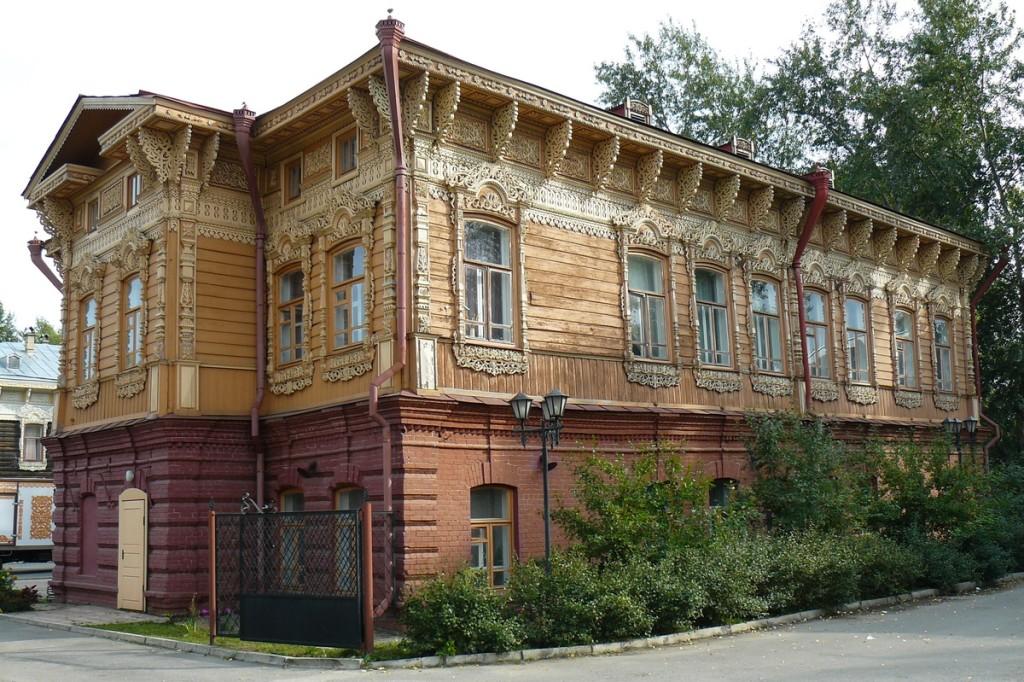 Архитектура Томска фото