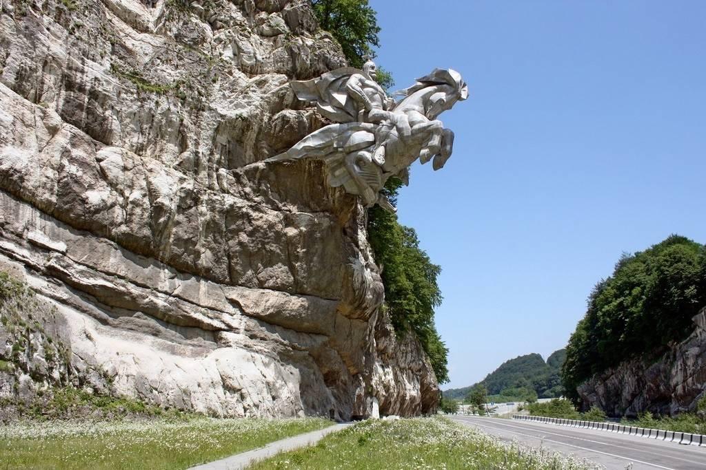 Цейское ущелье, Северная Осетия фото