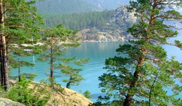Фото озеро Байкал Баргузинский заповедник Бурятия Россия