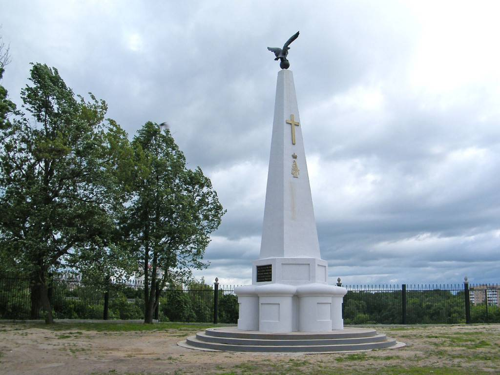Памятник Софийскому полку фото