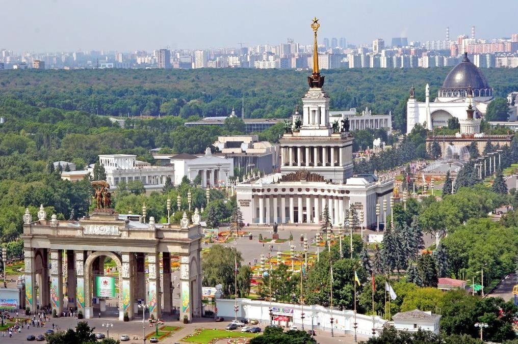 ВДНХ – выставка достижений народного хозяйства Москва фото
