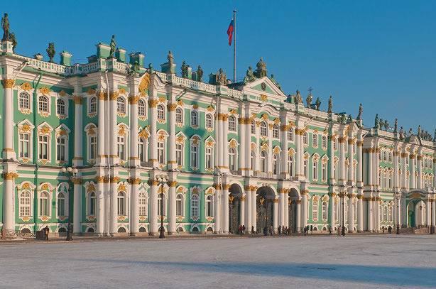 Государственный Эрмитаж Санкт-Петербург фото