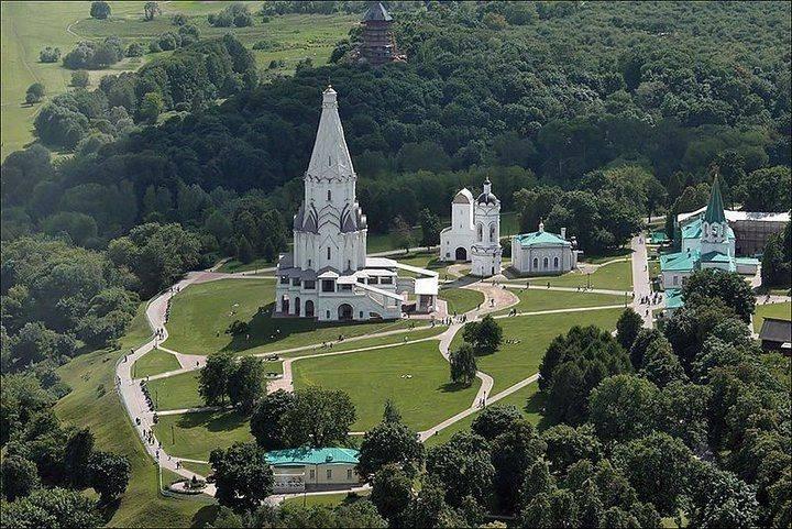 Государственный музей-заповедник Коломенское Москва фото