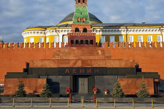 Мавзолей В.И. Ленина Москва фото