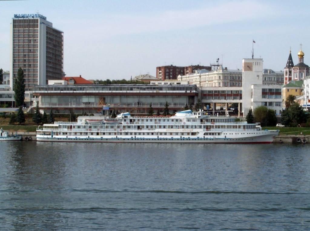 Река Волга Саратов фото