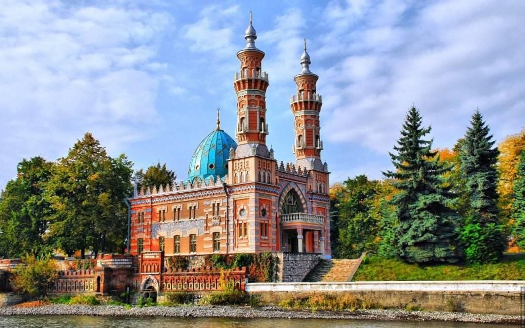 Суннитская мечеть Северная Осетия фото