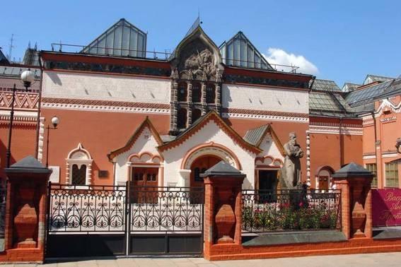 Третьяковская галерея Москва фото