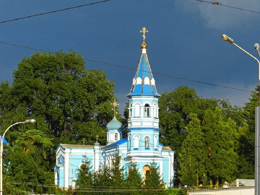 Храм Рождества Пресвятой Богородицы Северная Осетия фото