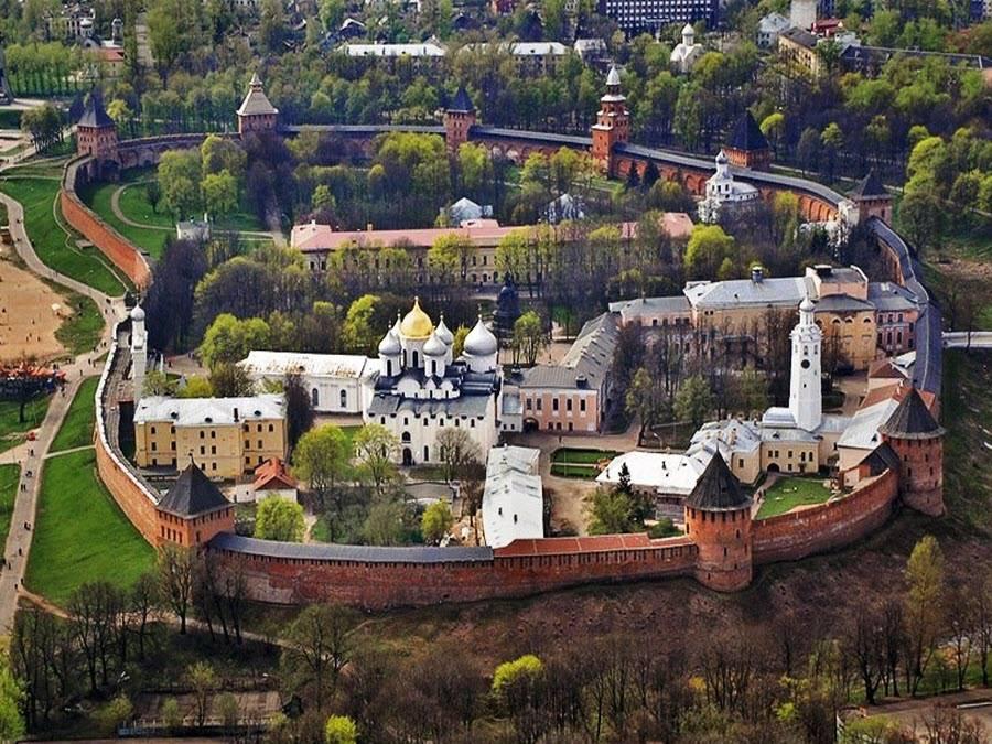 Великий Новгород фото