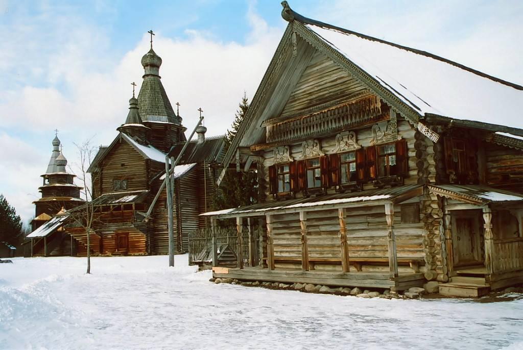 Музей Витославлицы, Великий Новгород