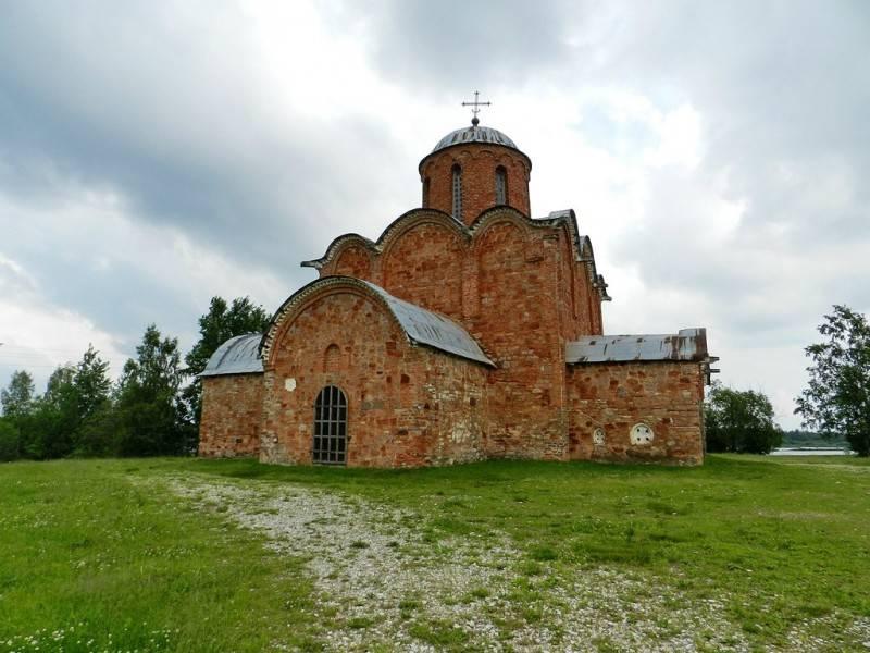 Церковь Рождества Христова в Великом Новгороде