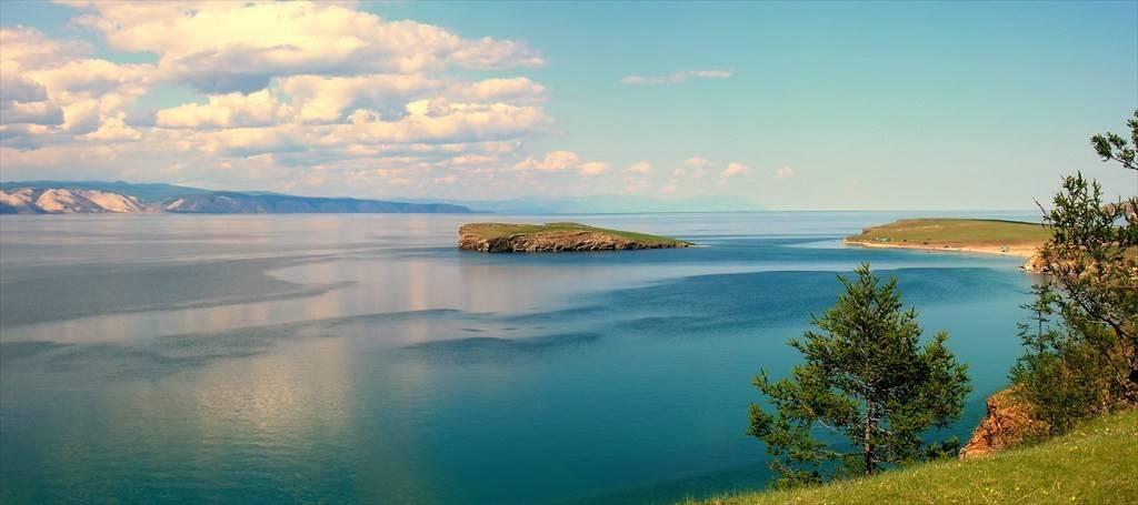 Малое море в Сибири фото