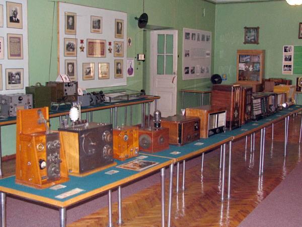 Музей-кабинет А. С. Попова