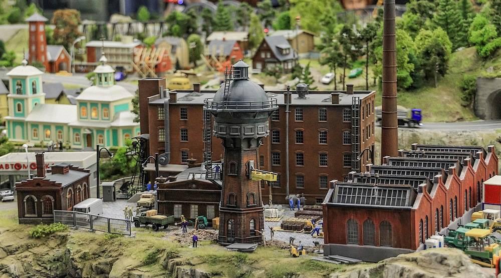 Выставка Россия в миниатюре Санкт-Петербург