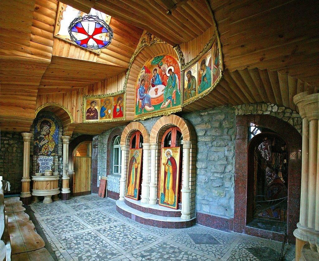 Зал Иисуса Христа